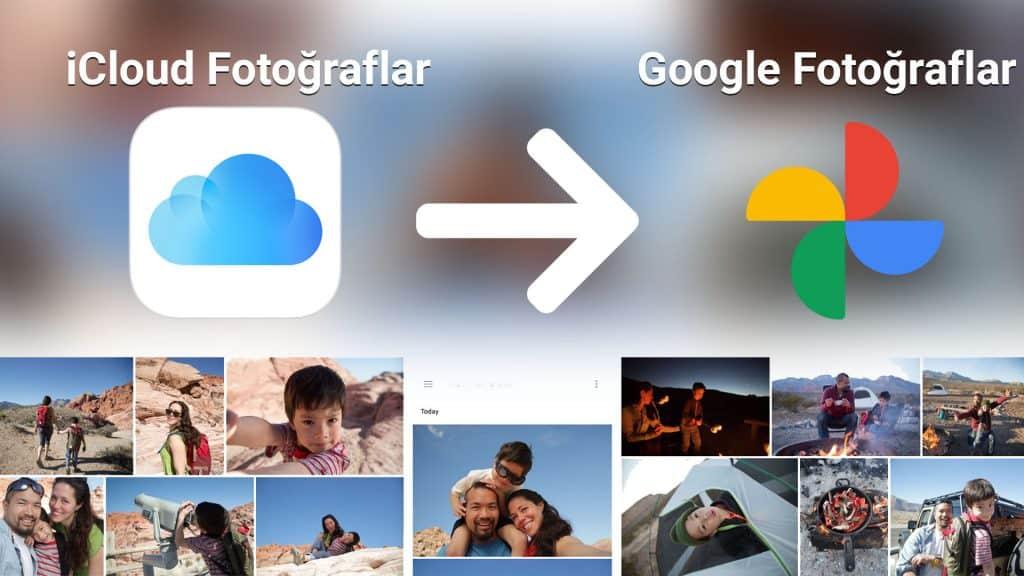 iCloud Fotoğrafları