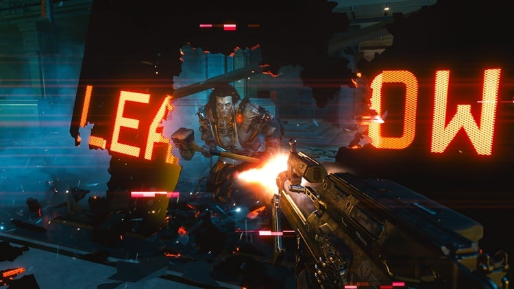 Açık Dünya Oyunları - Cyberpunk 2077