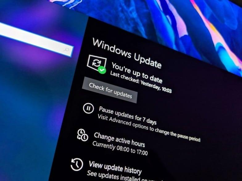 Windows Güncelleme Hatası 0x800f0984