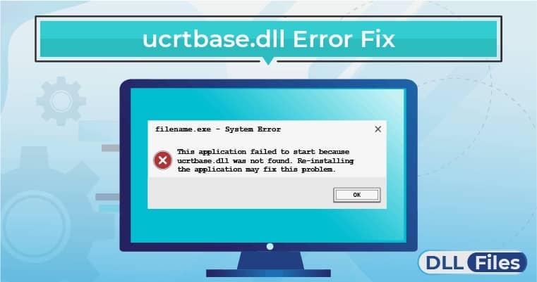 Windows'ta ucrtbase.dll Uygulama Hatası